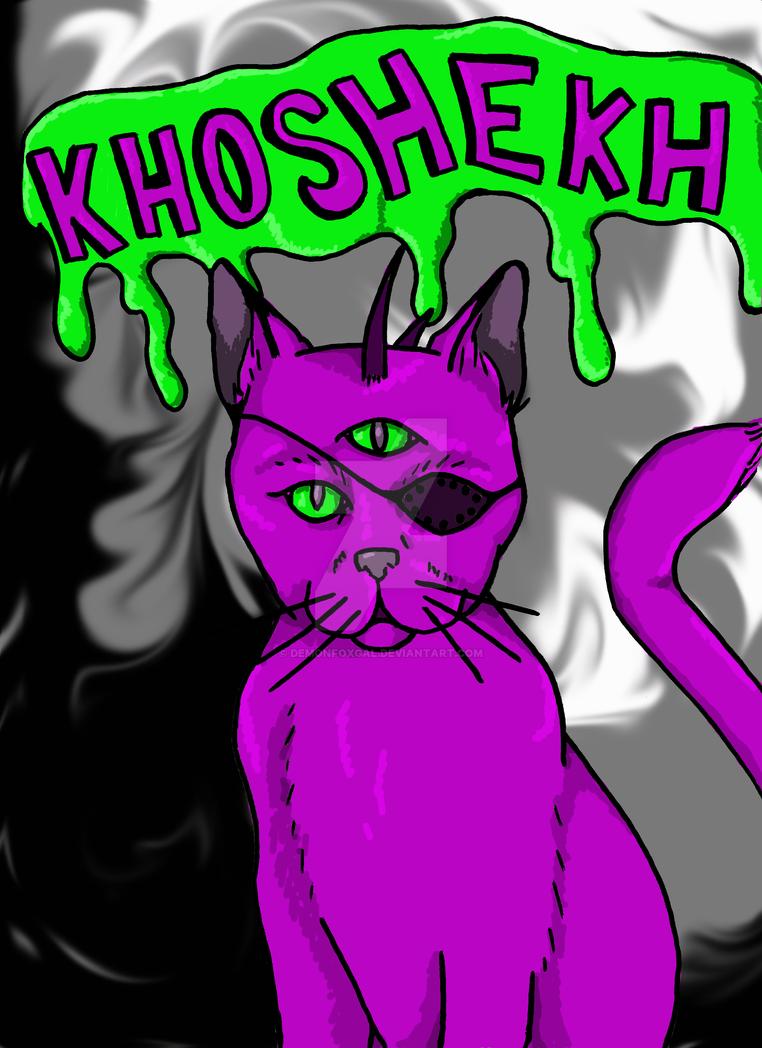 Khoshekh by demonfoxgal