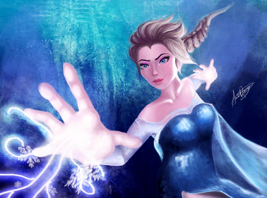 Frost Queen by meiyue