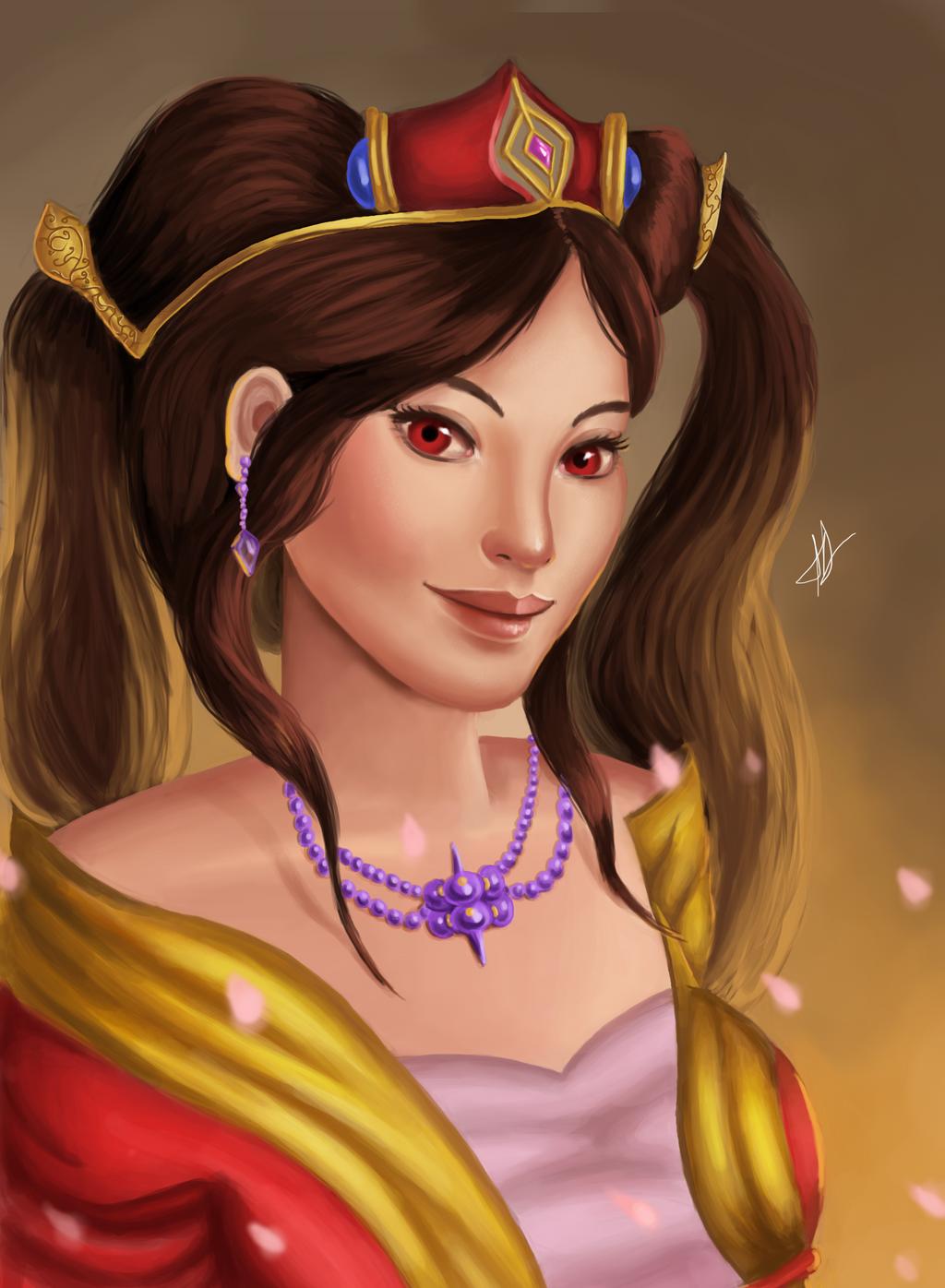 Guqin Sona by meiyue