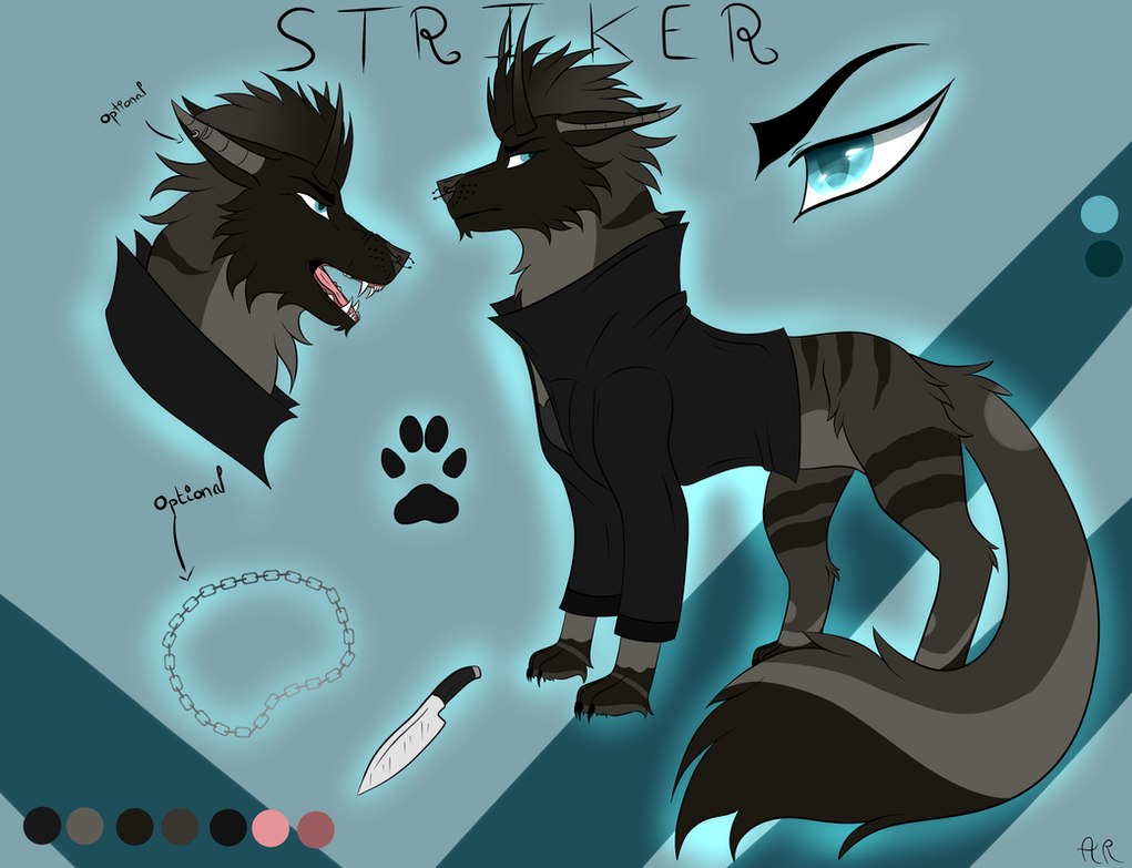 [REF] Striker by AlphaRose24