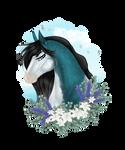 Flower Portrait - Ixchel