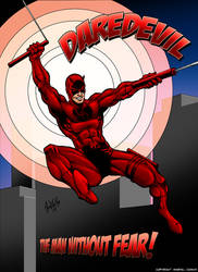 Daredevil by BWBowers