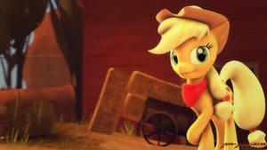 Applejack by Shaboodleguitar