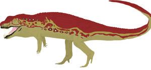 WWD 1.5: Postosuchus kirkpatricki