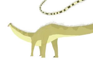 WWD 2.1: Diplodocus hallorum by sphenaphinae