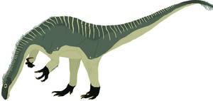 WWD 1.6: Plateosaurus engelhardti by sphenaphinae