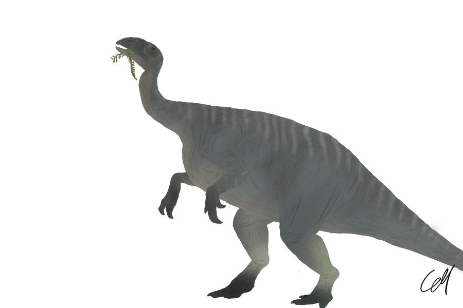 Walking With Dinosaurs Plateosaurus by sphenaphinae