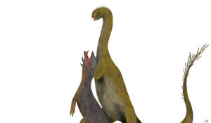Jurassic June Day 5: Massospondylus