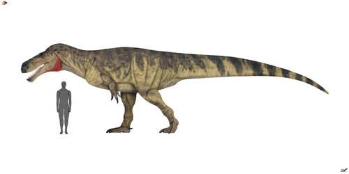 Torvosaurus tanneri 2.0