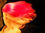 Hair - Pink-Blonde