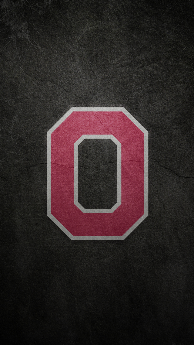 Ohio state iphone 5 wallpaper by speedx07 on deviantart - Nc state iphone 5 wallpaper ...