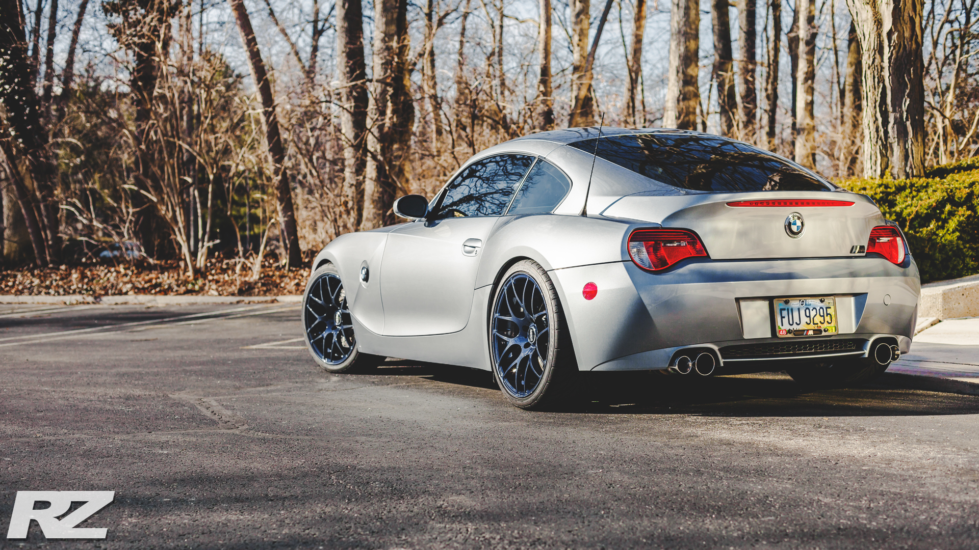 bmw z4 ///m coupe wallpaperspeedx07 on deviantart