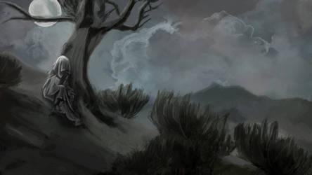 Dark Mood by PaulYoder
