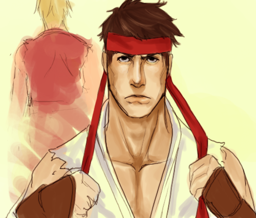 ryu by magicalzebra