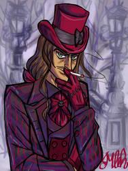 Trickster by candiedtaro
