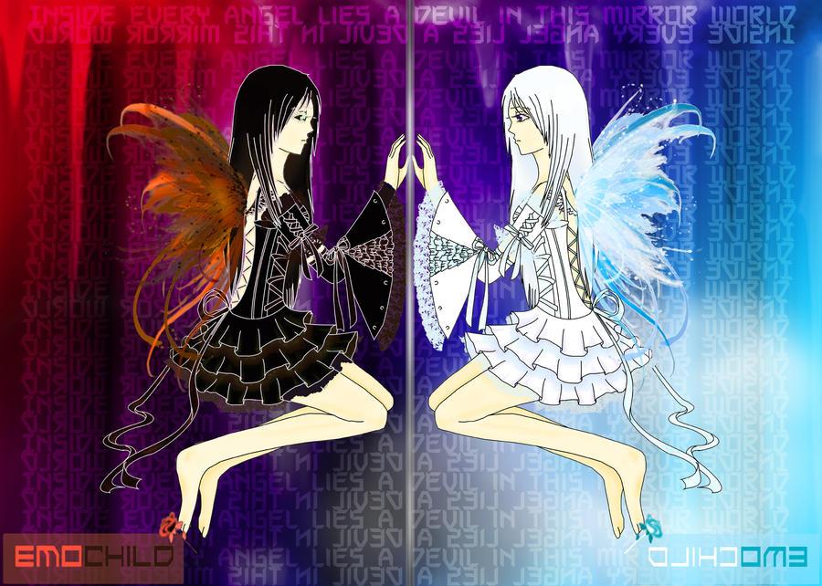 [Truyện kinh dị] 100 Collection Tales - 100 Câu Chuyện Reverse_mirror_world_by_darkxravenxx-d36ijg6
