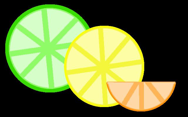 Lemon, Lime, Orange by space-girl19