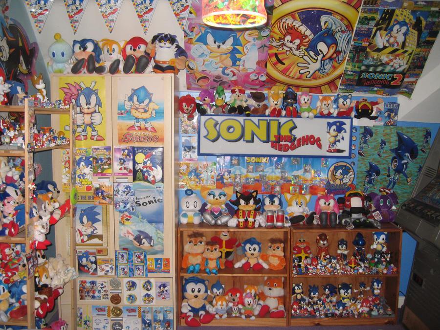 My Sonic Room 2010 by sonicrules100. My Sonic Room 2010 by sonicrules100 on DeviantArt