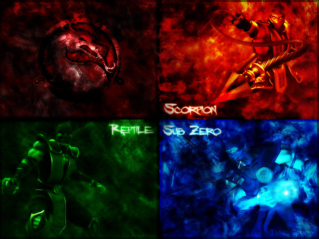 mortal kombat wallpaperkirra241 on deviantart