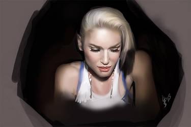Gwen stefani by LidTheSquid