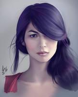 Elodie Yung Elektra by LidTheSquid