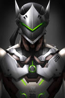Genji by LidTheSquid