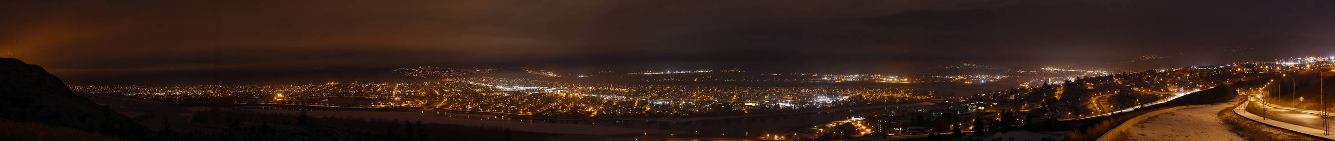 Kamloops, superwide