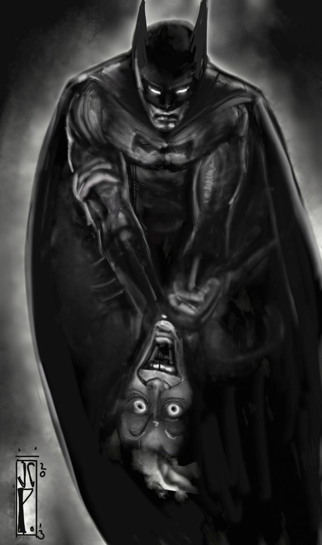 Batman-The Killing Joke by ChrisPendergraft