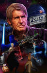 Star Wars : The Force Awakens Movie Poster