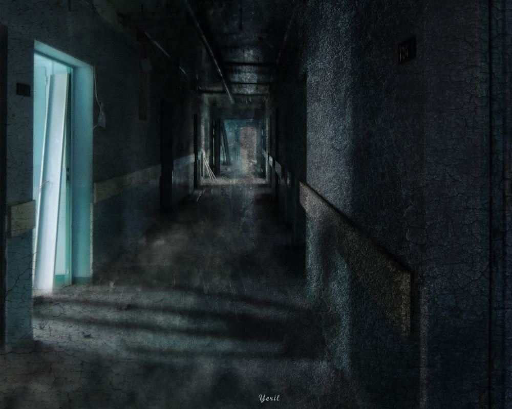 Asylum by yeril