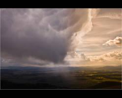 Sunny storm by SasoSi