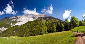 Into the mountains ... by SasoSi