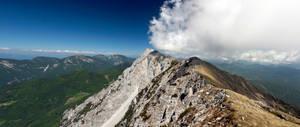On the ridge by SasoSi