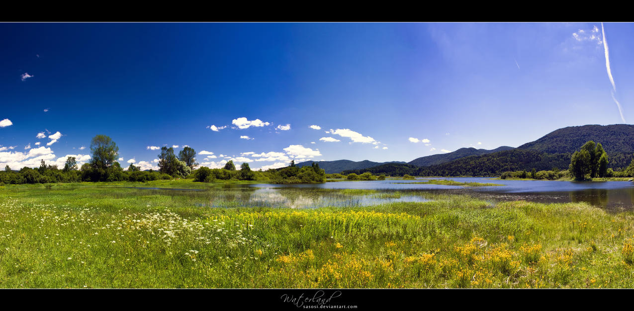 Waterland by SasoSi