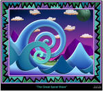 The Great Spiral Wave
