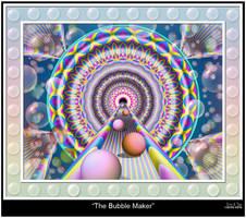 The Bubble Maker by EricTonArts