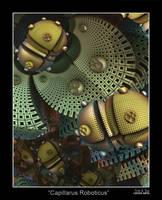 Capillarus Roboticus by EricTonArts