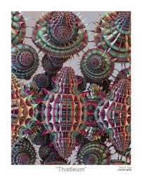 Thistleum by EricTonArts