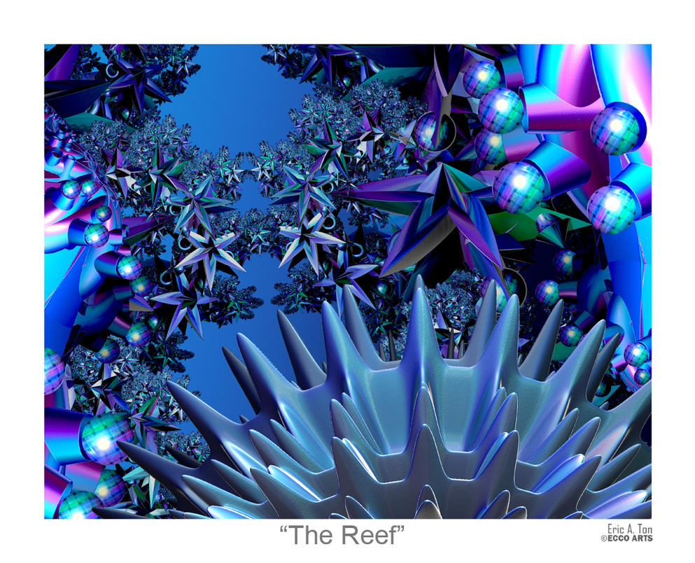 The Reef by eccoarts