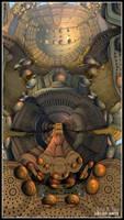 Pyropus by EricTonArts