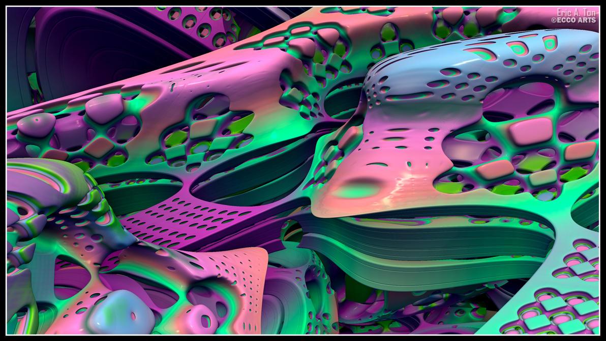 Plasticotaria by Eccoton