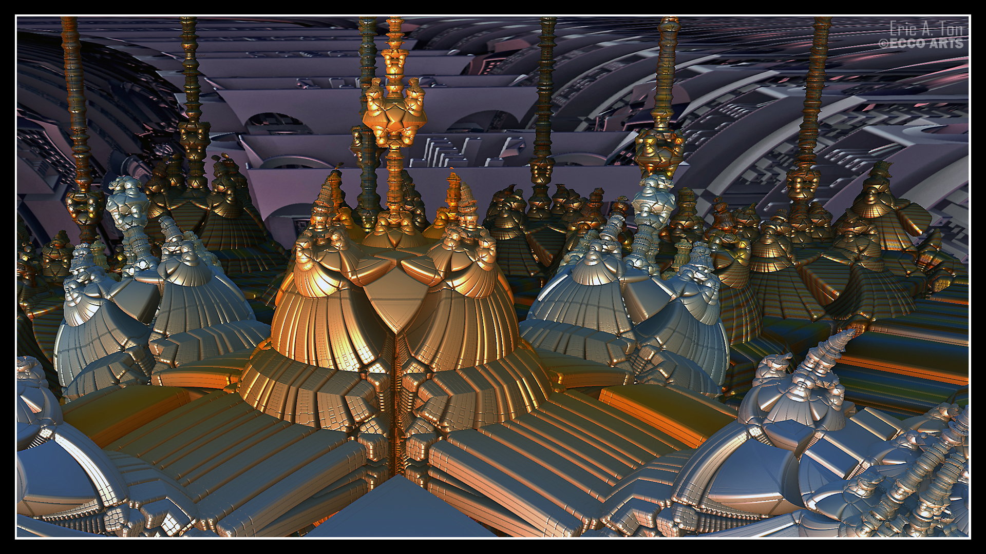 Eccopolis Prime by eccoarts