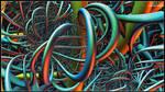 Helix Fibers