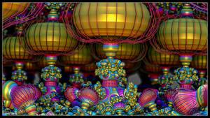 Lanternium by EricTonArts