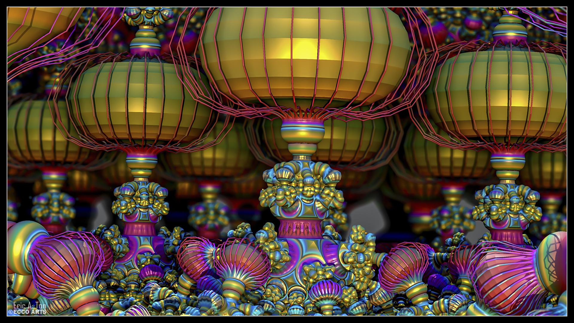 Lanternium by eccoarts