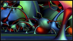 Metallic Sphere Connection