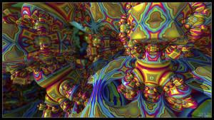 Crayonium Crayollia by EricTonArts