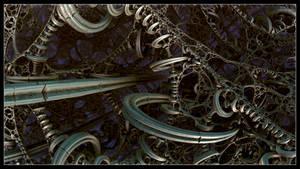 Ring Passage by EricTonArts
