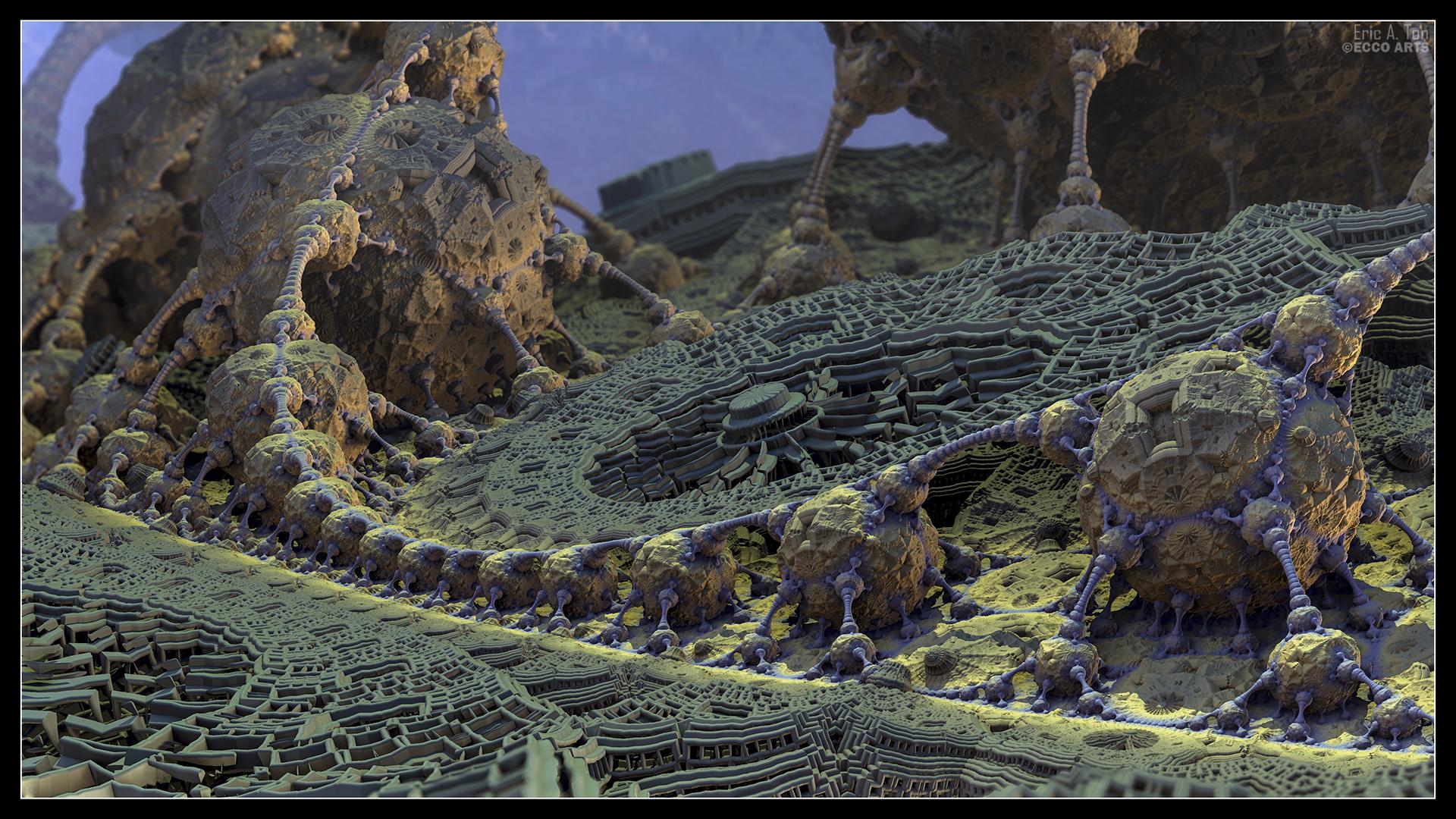 Terrascova Colony by Eccoton
