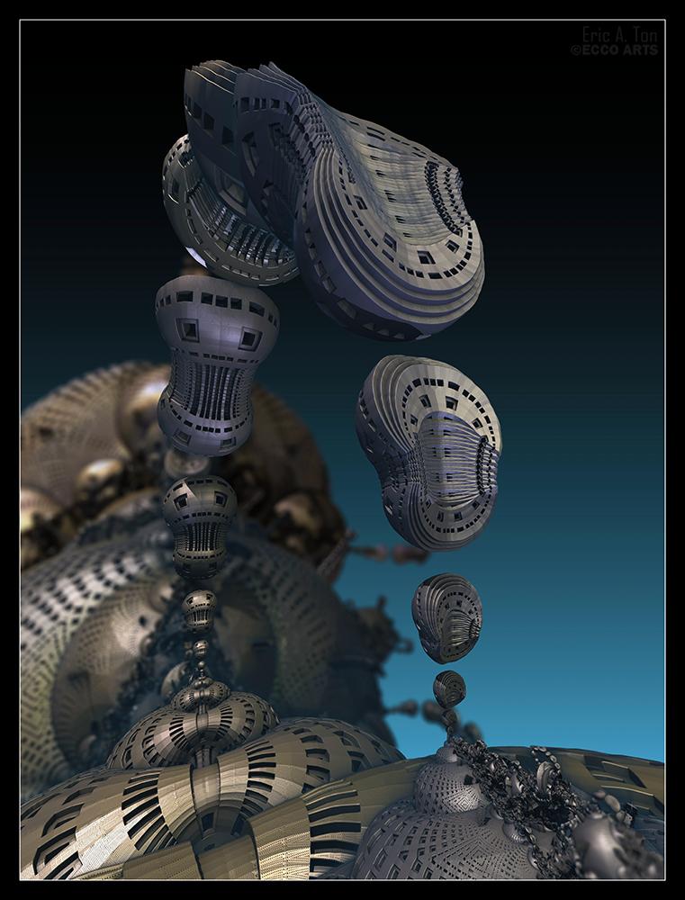 Fontis Metallicis by Eccoton